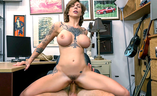 Tattooed Harlow